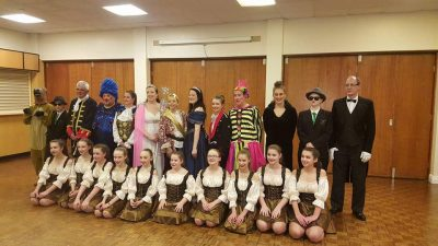 The Culcheth Players Cast