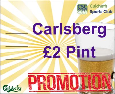 Carlsberg Christmas Promotion