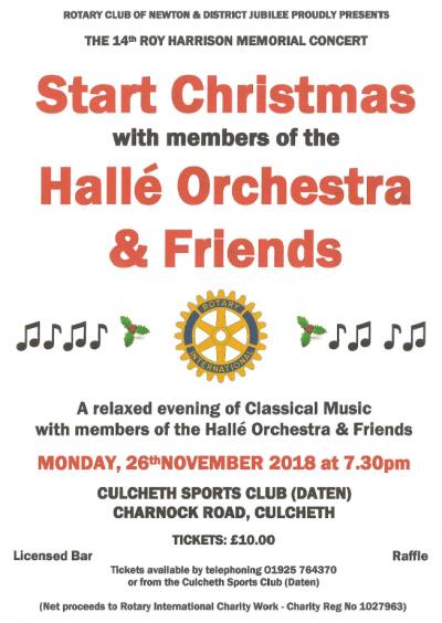 Hallé Orchestra & Friends