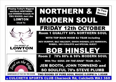 Northern & Modern Soul