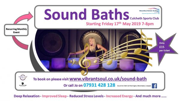 Sound Baths