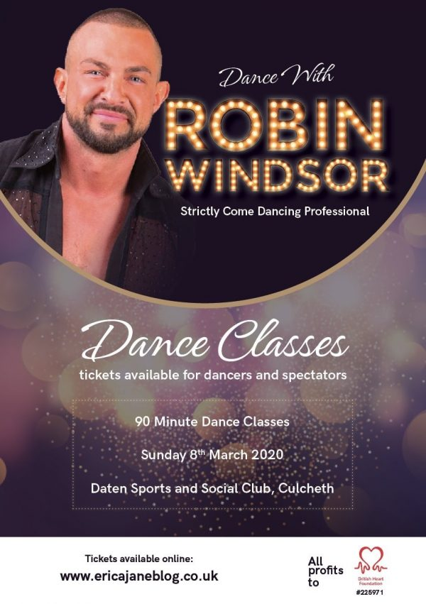 Dance Classes with Robin Windsor